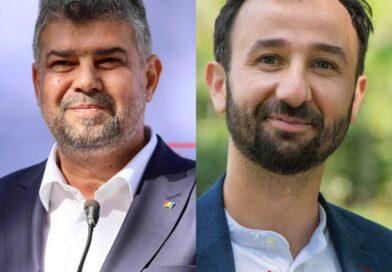 Audio – Ciolacu înregistrat și de președintele USR Buzău