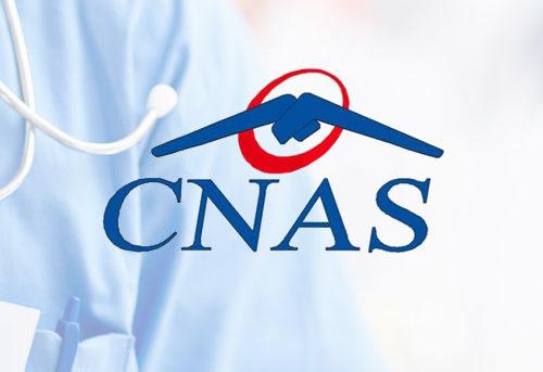 Concurs nou la CNAS