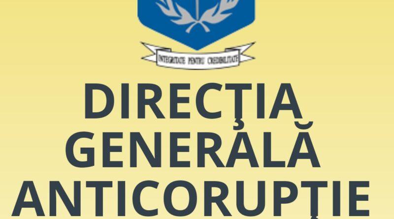 Comunicat DGA Buzău – Fost polițist cercetat pentru trafic de influență